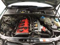 Spare or repair Audi A4 Quattro