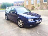 CHEAP 2002 VW GOLF 1.9 GT TDI 130 [6 SPEED] £950 DIESEL BARGAIN MK4 audi a3 gti leon fr astra sri