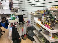 Used shop shelves for sale very good prices