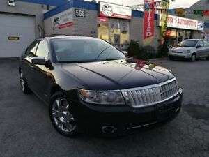 2007 Lincoln MKZ w/Navi_Leather_Sunroof_Bluetooth