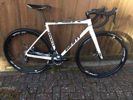 Cyclocross Bike Giant TCX SLR1 Medium