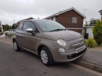 2008 FIAT 500 SPORT 1.3 M-JET,DIESEL,MANUAL,MOT MARCH 2017TH,20£ TAX A YEAR
