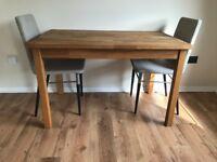 Pine Ikea table