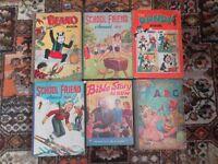 Vintage Annuals, 1940's-50's