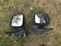 Genuine VW Transporter T5 Caravelle Electric Mirrors