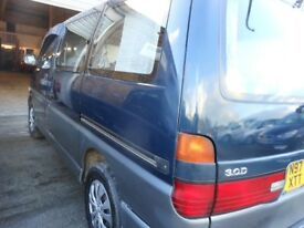 TOYOTA Granvia MPV 7 Seater, 3 Ltr Diesel, 1995-'N' Reg REDUCED