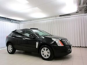 2016 Cadillac SRX SRX4 3.6L AWD SUV, ONE OWNER, EXECUTIVE DRIVEN