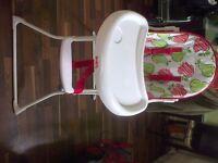 Unisex highchair