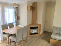 Brand new2018 static caravan for sale in Skegness/Mablethorpe/Ingoldmell/LOW site fees/entertainment