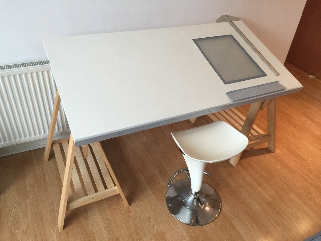 IKEA Graphics Drawing Table