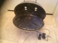 Stainless Steel Charcoal Boat BBQ