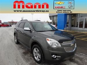 2013 Chevrolet Equinox 2LT -  Pst paid, Remote start, Cruise con