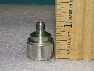 Aeroflex Weinschel 7004a-6 3.5mmf To Bulkhead Planar Crown Connector