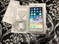 iPhone 7 32GB Rose Gold colour Unlocked only home button not working rest work perfect