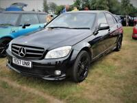 Mercedes c220 sport AMG styling kit