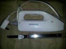 Kenwood electric knife in working order