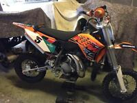 Ktm sx 50 2013 outstanding condition must see px welcome