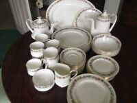 Paragon China Dinner and Tea Service - Royal Albert