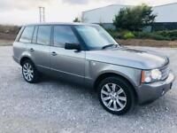 2007 RANGE ROVER TDV8 VOGUE 3.6 DIESAL TWIN TURBO,FACELIFT MODEL