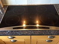 Neff Touch Control Induction Hob.
