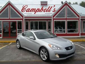 2012 Hyundai Genesis Coupe 2.0T SUNROOF!! HEATED LEATHER!! CRUIS