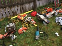 Power tools - Open to offers