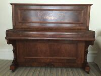 Free upright piano !