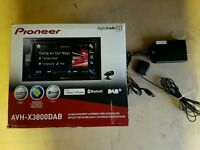 Pioneer AVH-X3800DAB