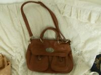 GENUINE MULBERRY HANDBAG . BOUGHT AS GIFT NEVER USED