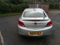 2010 Vauxhall Insignia 2.0 CDTi 16v Exclusiv 5dr Manual @07445775115