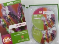 Talk French 1 BBC Course book and CD