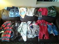 baby boy clothes: 12 months