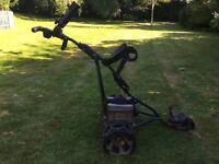 Powacaddy golf electric trolley