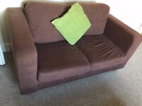 2x good quality sofas and 2x older beds - FREE to collect from HA9