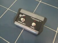 Fender Channel select switch - as new and unused