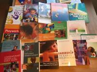 Childcare books for sale