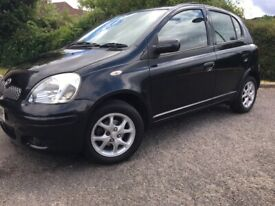 Toyota, YARIS, Hatchback, 2005, Manual, 1364 (cc), 5 doors