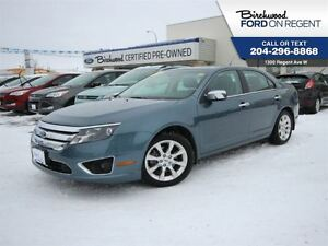 2012 Ford Fusion SEL AWD *Leather/Moonroof/Low KMs*