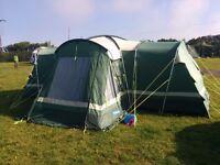 Excellent 6 person tent