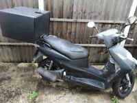 HONDA Dylan 125cc, 2002 need repair the motor.