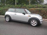 2008 Mini One 1.4 – LOW INSURANCE, PERFECT 1ST CAR, FULLY YEAR MOT