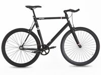 FIXED GEAR BIKE, SINGLE SPEED, NEW MODEL ALUMINIUM ALLOY