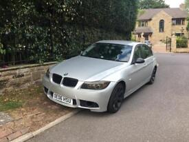 Bmw 320d m3 rep front