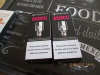 2XKanger SSOCC for SUBTANK Series/TOPTANK Series/NEBOX 5PCS-PACK.