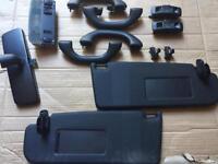 Seat Leon Cupra R Black Interior Trim Golf MK4 Anniversary Genuine OEM Parts