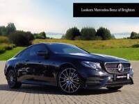 Mercedes-Benz E Class E 300 AMG LINE PREMIUM PLUS (black) 2017-09-11