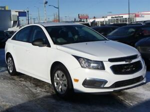 2016 Chevrolet Cruze LS 1LS 6.SPEED MANUAL FINANCING  AVAILABLE