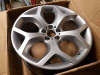 Genuine bmw x5/x6 FRONT alloy 10j