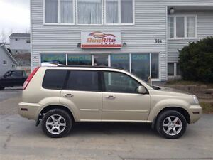 2005 Nissan X-Trail SE As Traded no MVI
