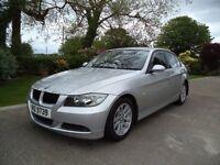 2006 BMW 320D SE ***FULL MOT....NEW CLUTCH/FLYWHEEL...3 MONTHS WARRANTY***